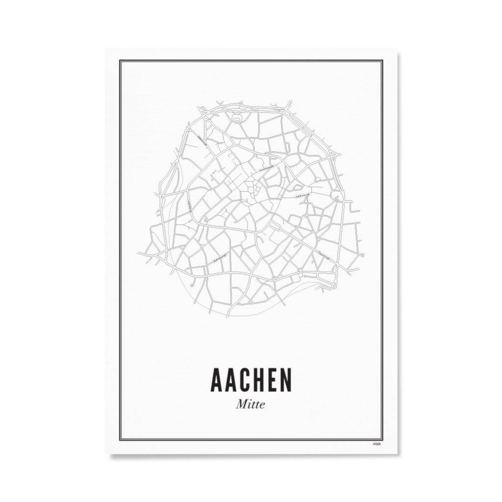 AACHEN-MITTE-PAPIER