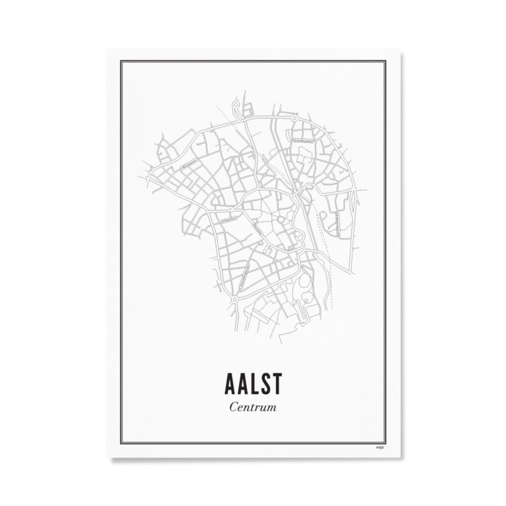 Aalst_centrum_papier