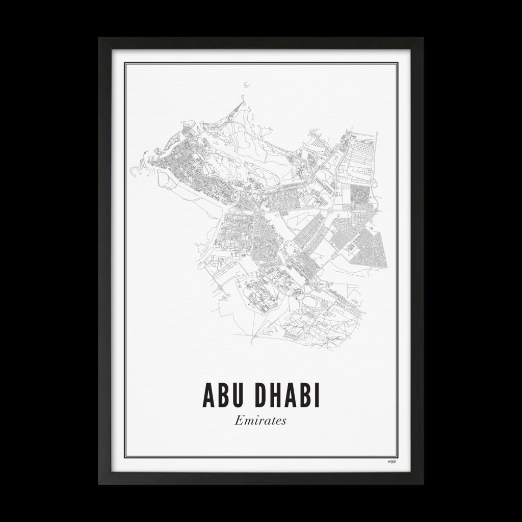 abu dhabi lijst