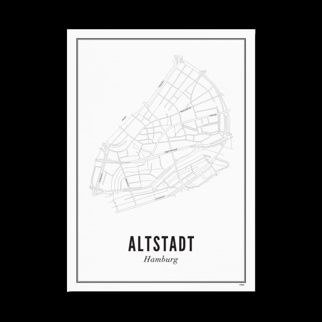 Altstadt Hamburg_Papier