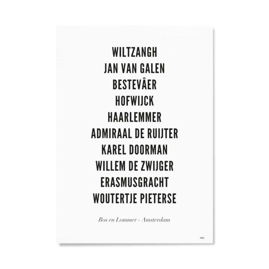 AmsterdamBosEnLommerTYPOGRAFIEPapier