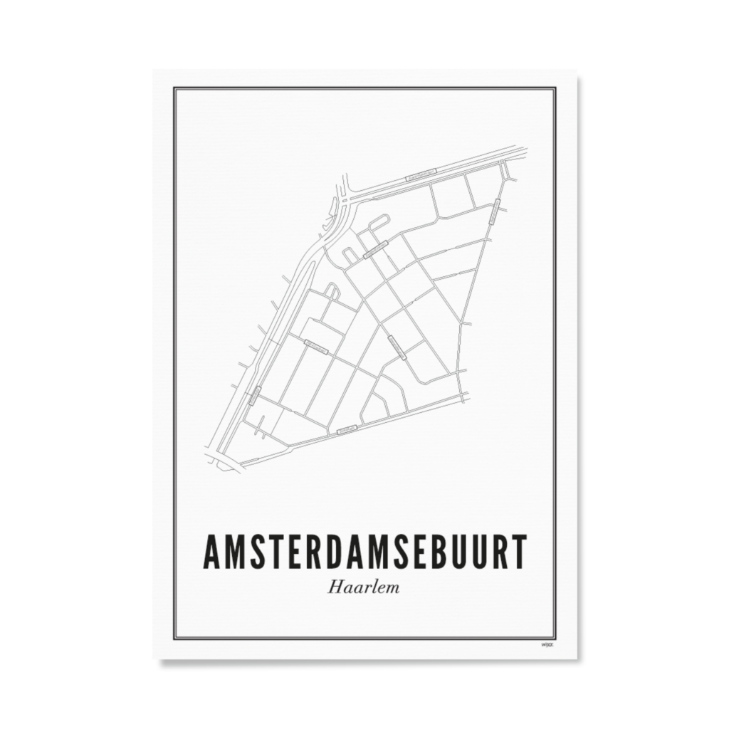 Amsterdamsebuurt_Papier