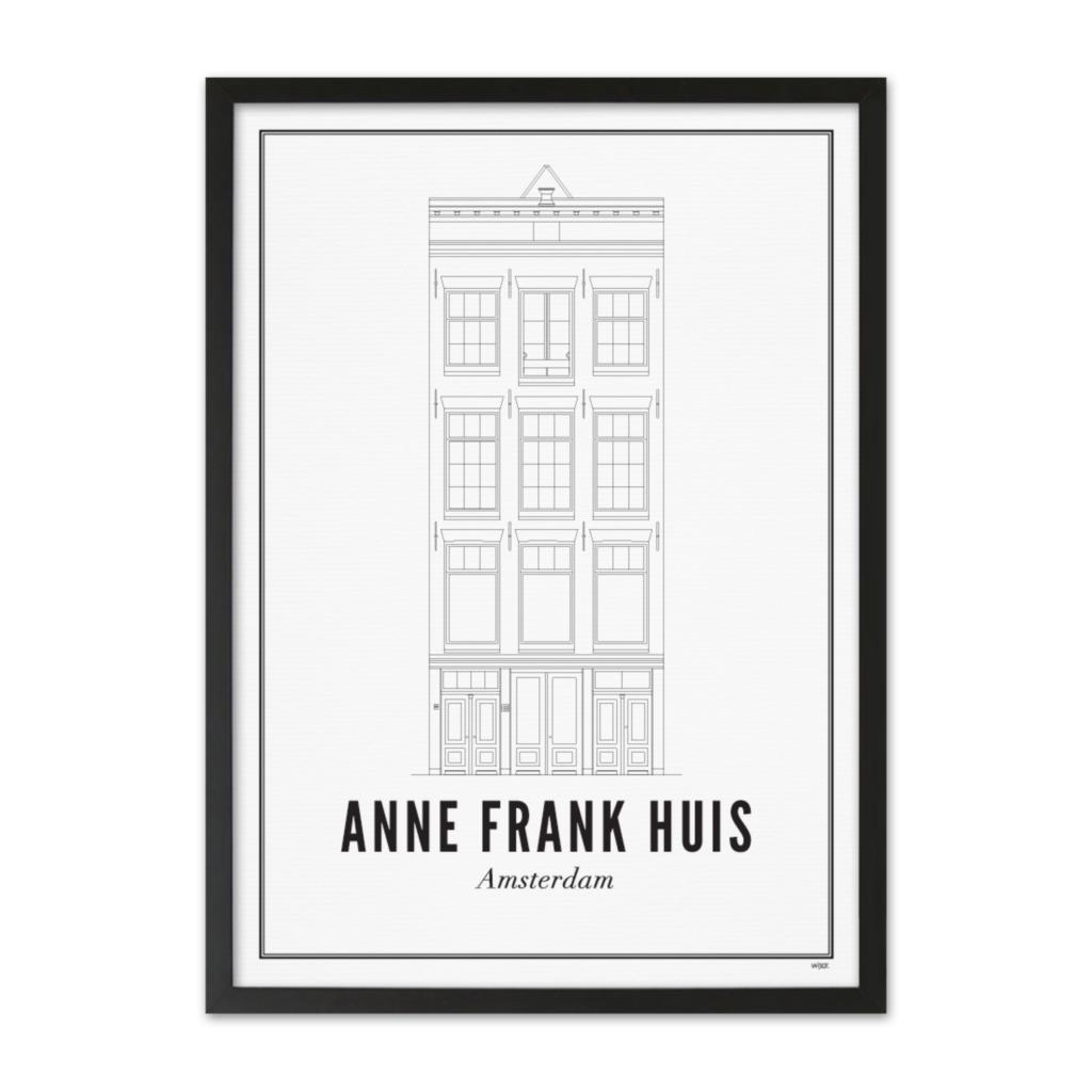 anne frank huis lijst