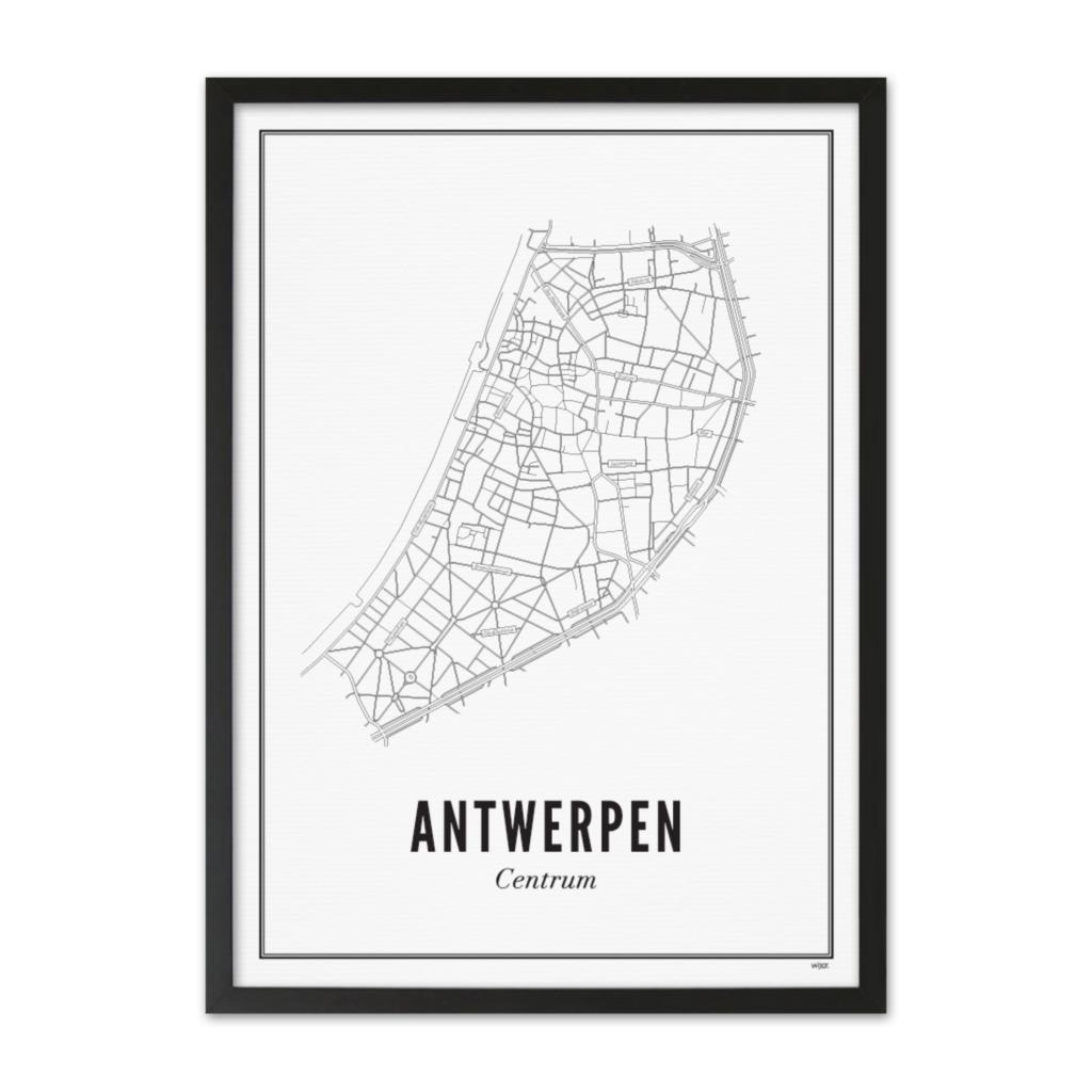 Antwerpen - centrum