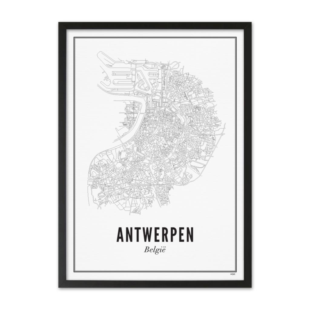 Antwerpen - stad