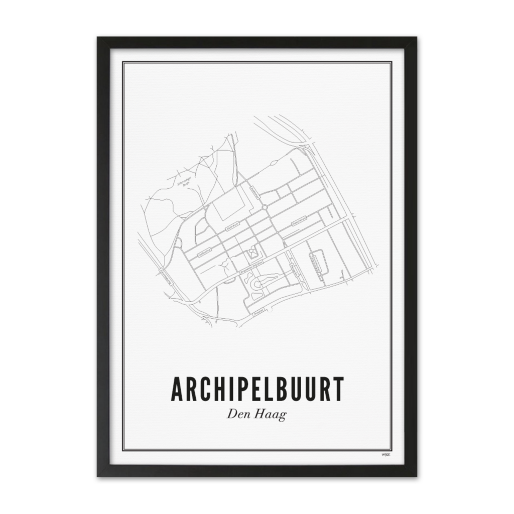 Archipelbuurt_Lijst