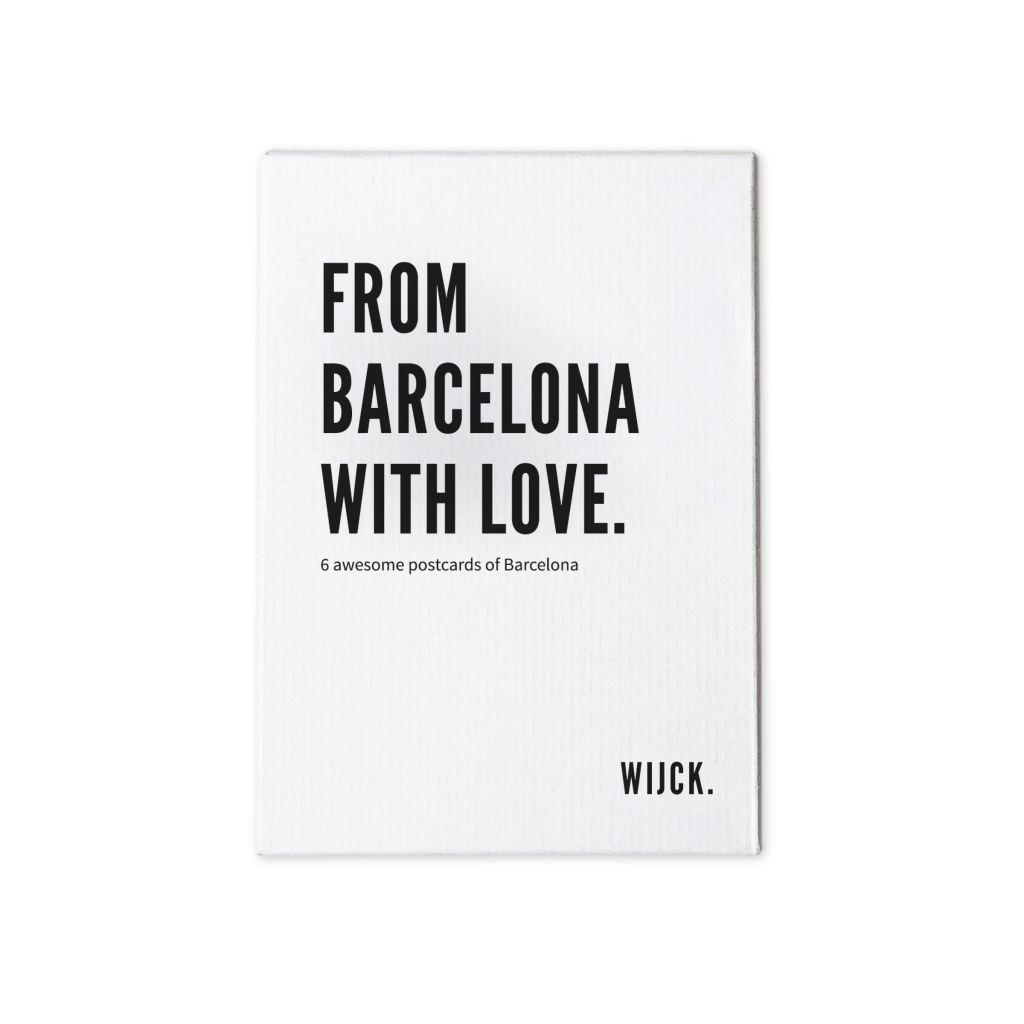 Barcelona_ansichtkaarten_voorkant