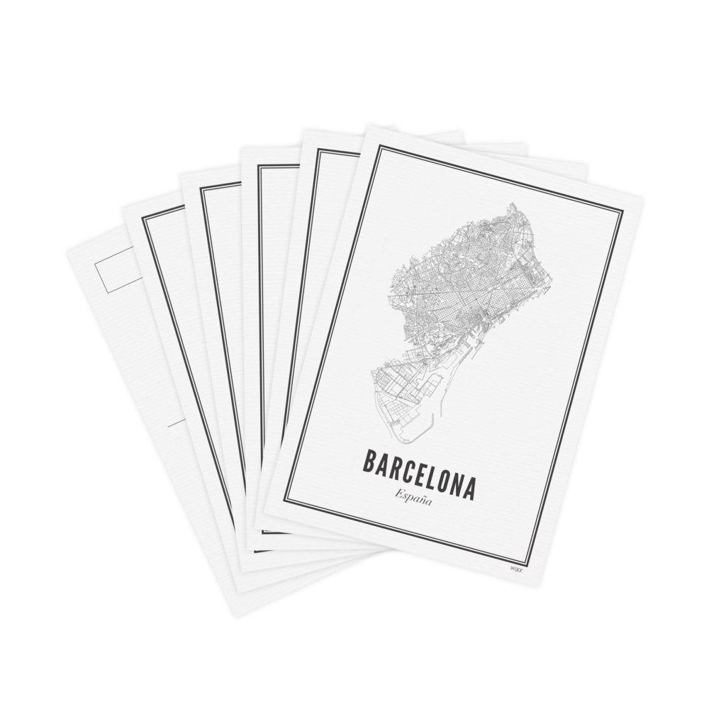 Barcelona_ansichtkaarten