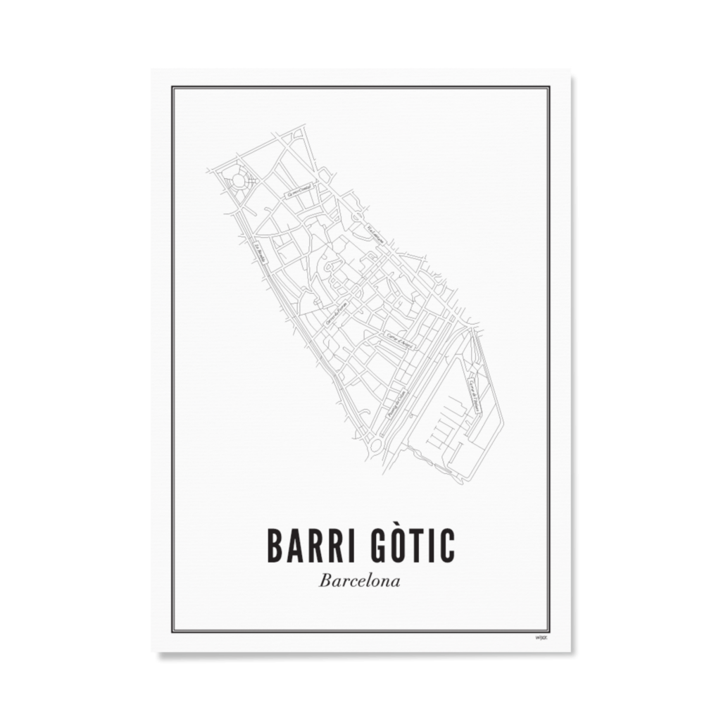 BARRI GOTIC_Papier