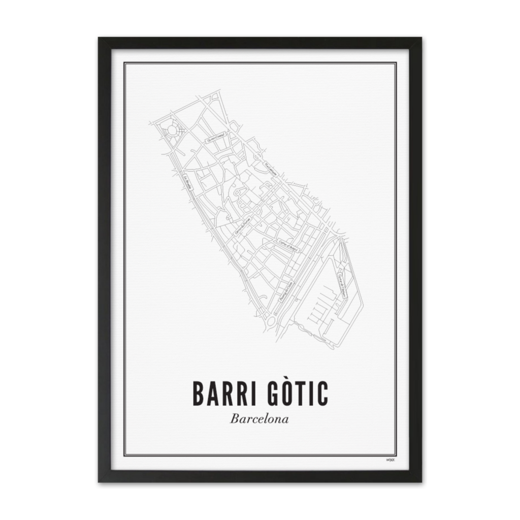 BARRI GOTIC_Zwart