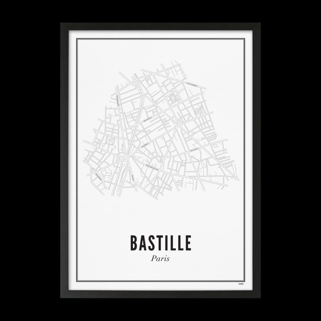 bastille lijst