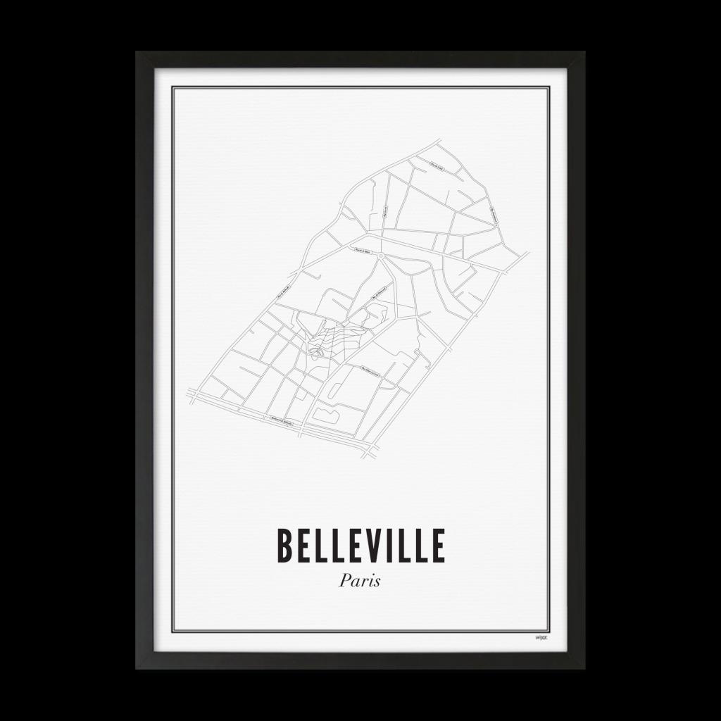 beleville lijst