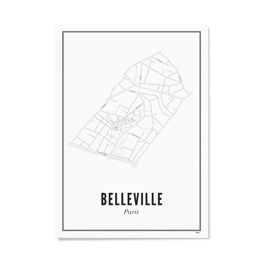 beleville papier
