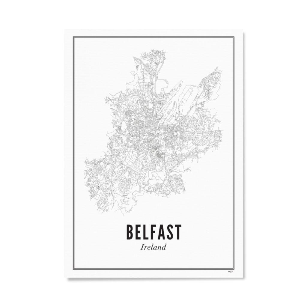 Belfast-Papier
