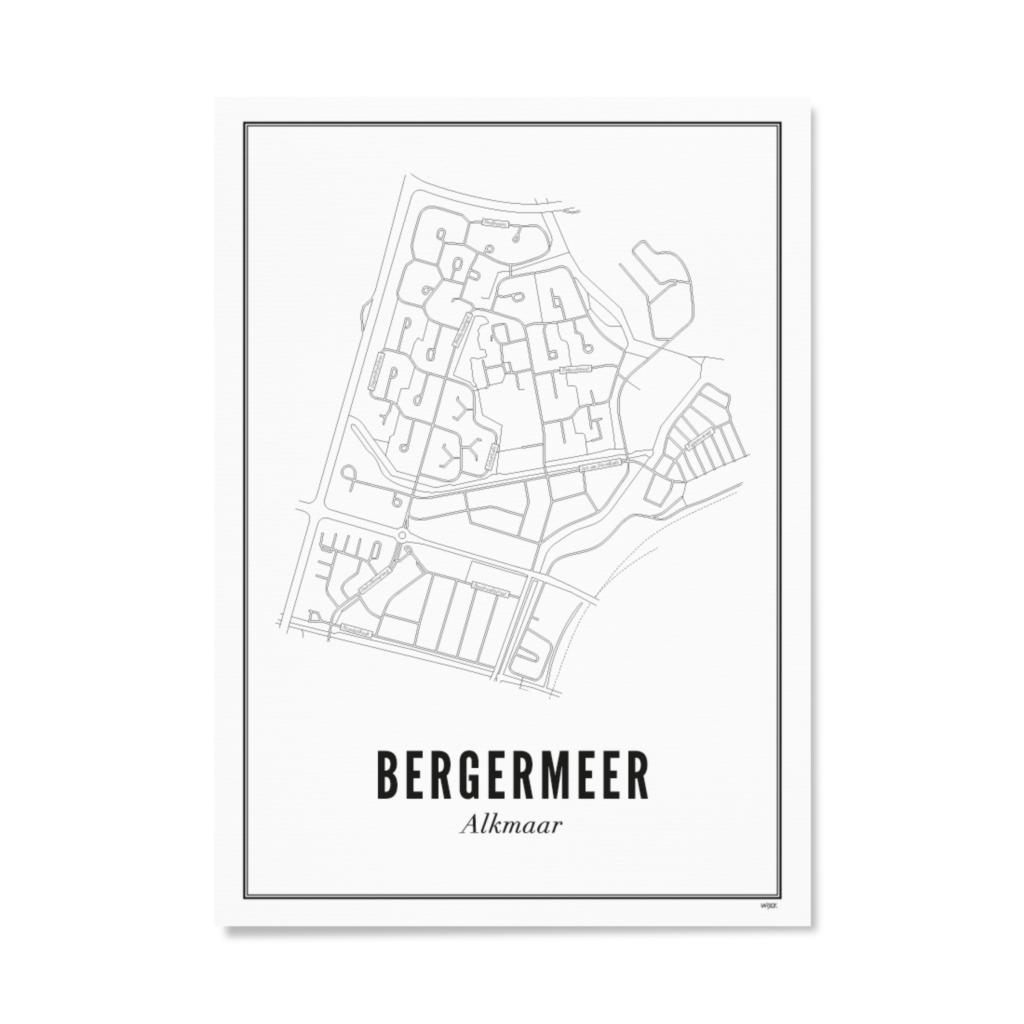 Bergermeer_Papier