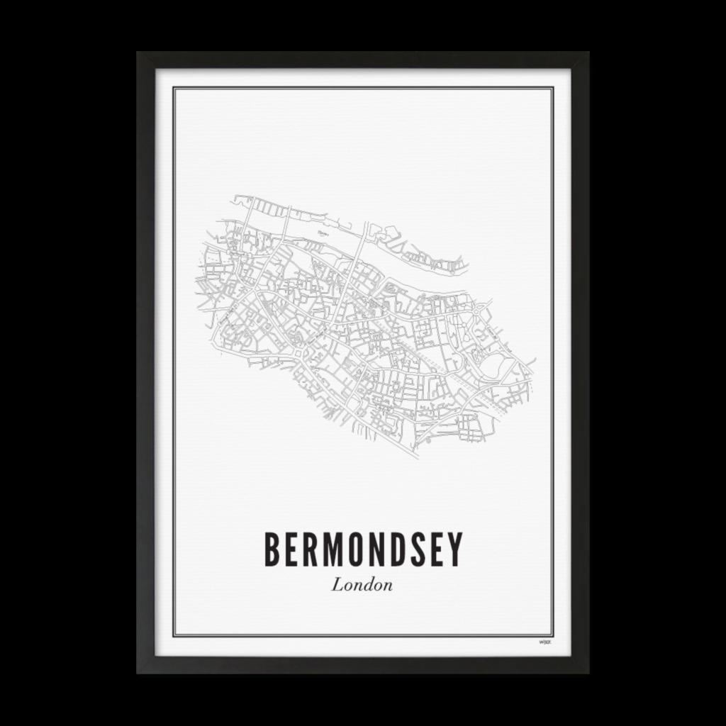 Bermondsey_Zwart
