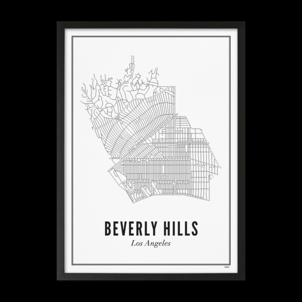 Beverly hills lijst