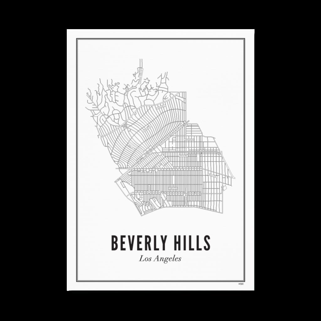 Beverly hills papier