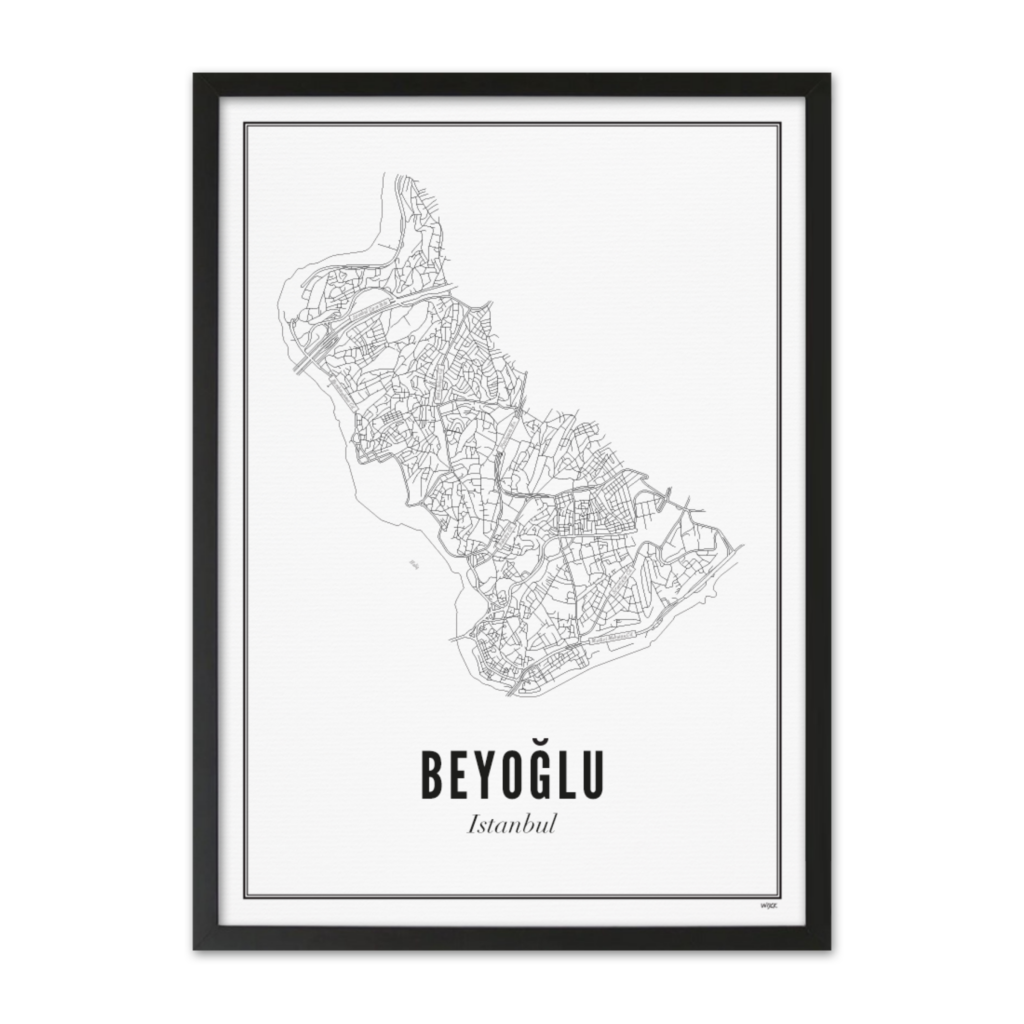 Beyoglu_Lijst