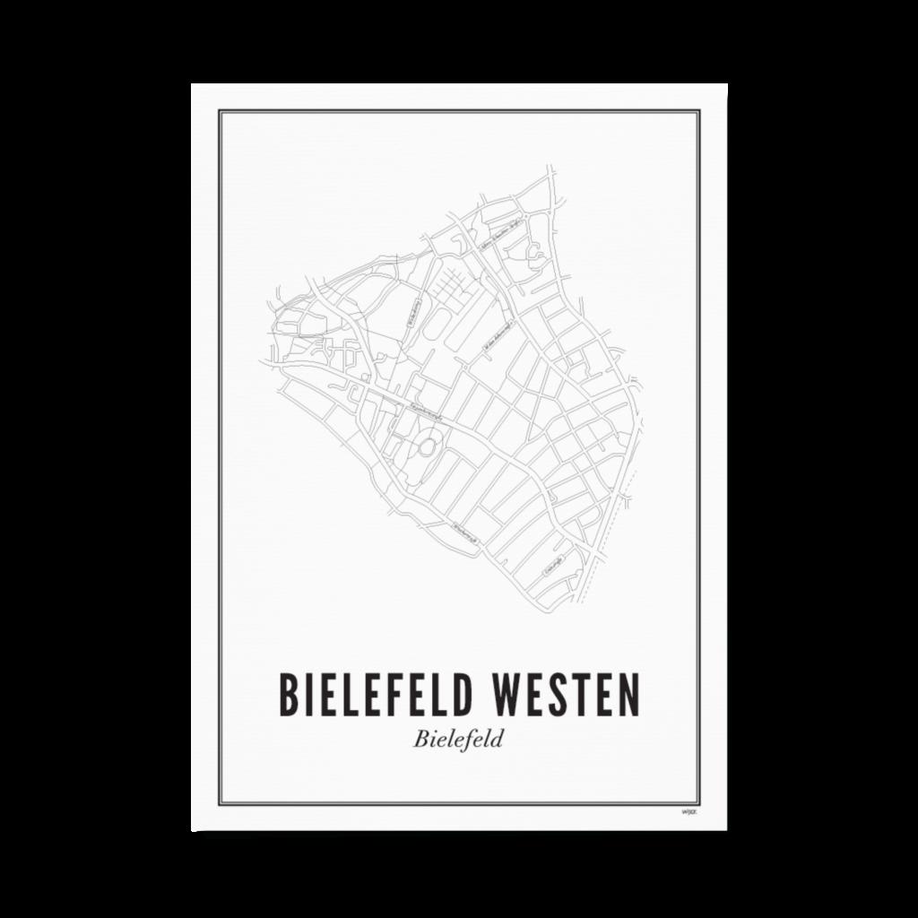 Bielefeld Westen_Papier