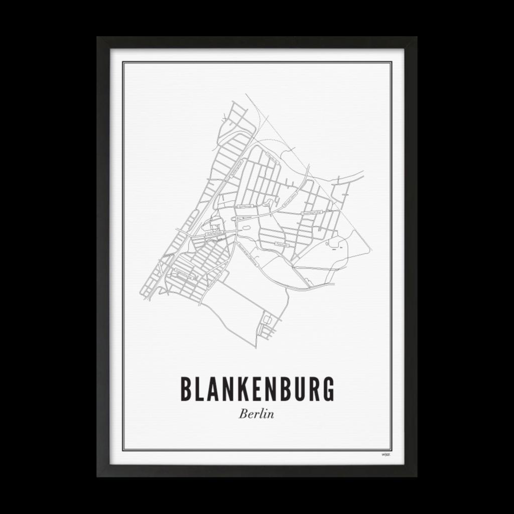 Blankenburg lijst
