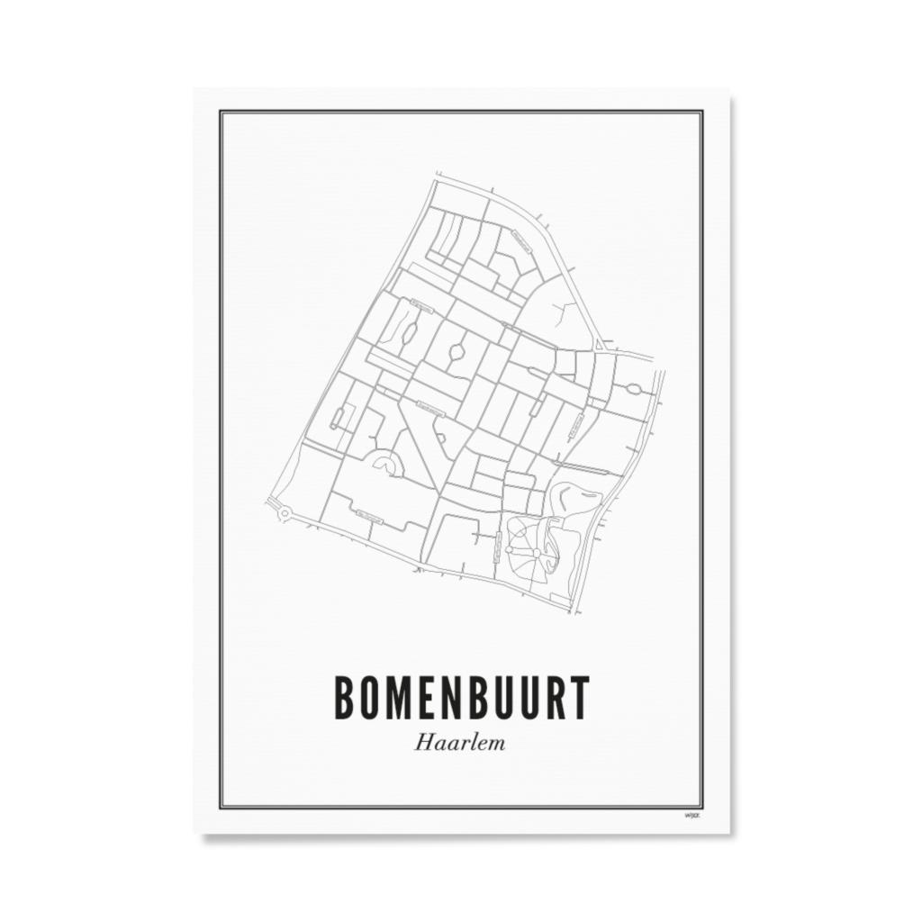 Bomenbuurt_Papier