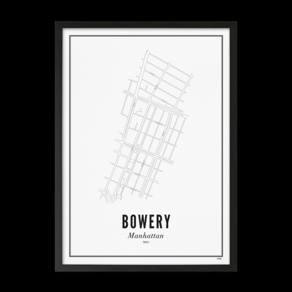 Bowery_Zwart