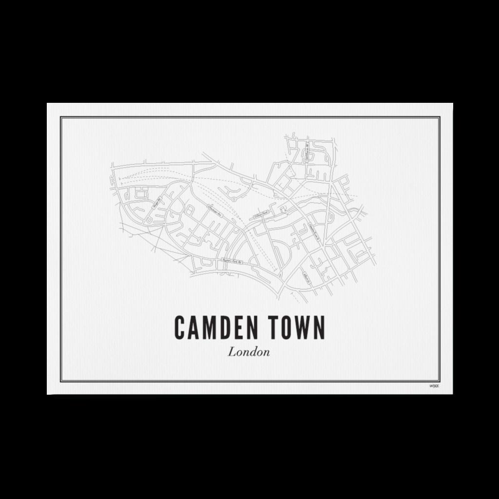 Camden town_Papier