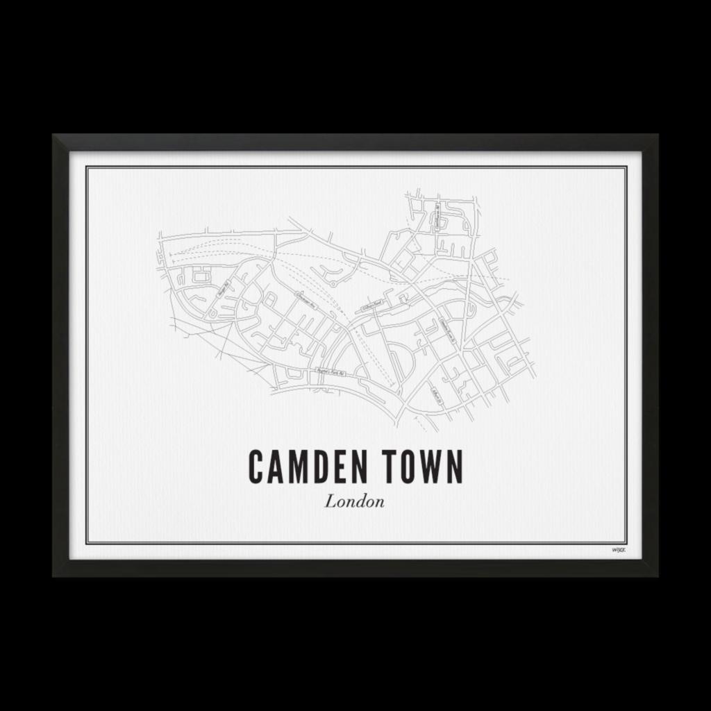 Camden town_Zwart