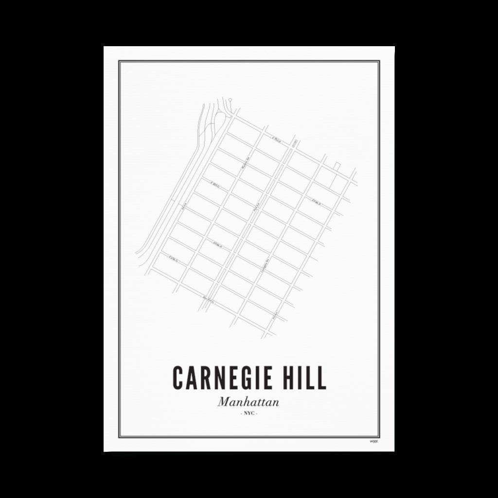Carnegie Hill_Papier