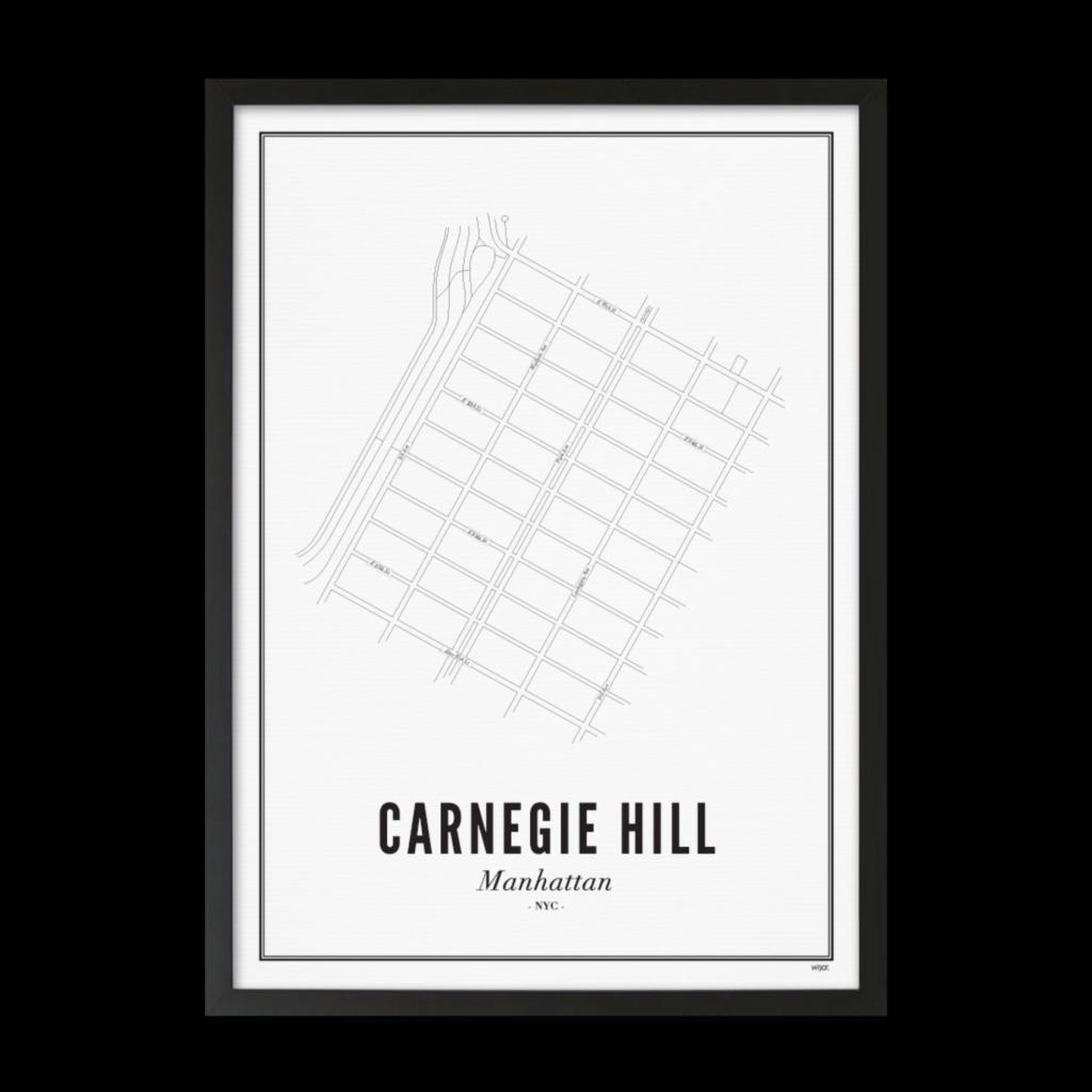 Carnegie Hill_zwart
