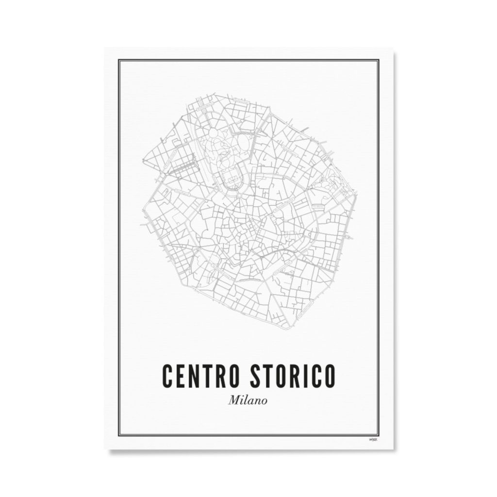 Centro Storico Wit Papier