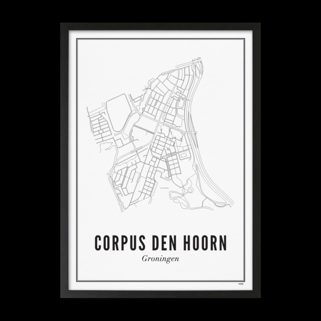 corpus den hoorn lijst