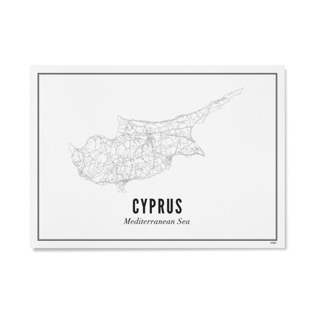 Cyprus-Papier
