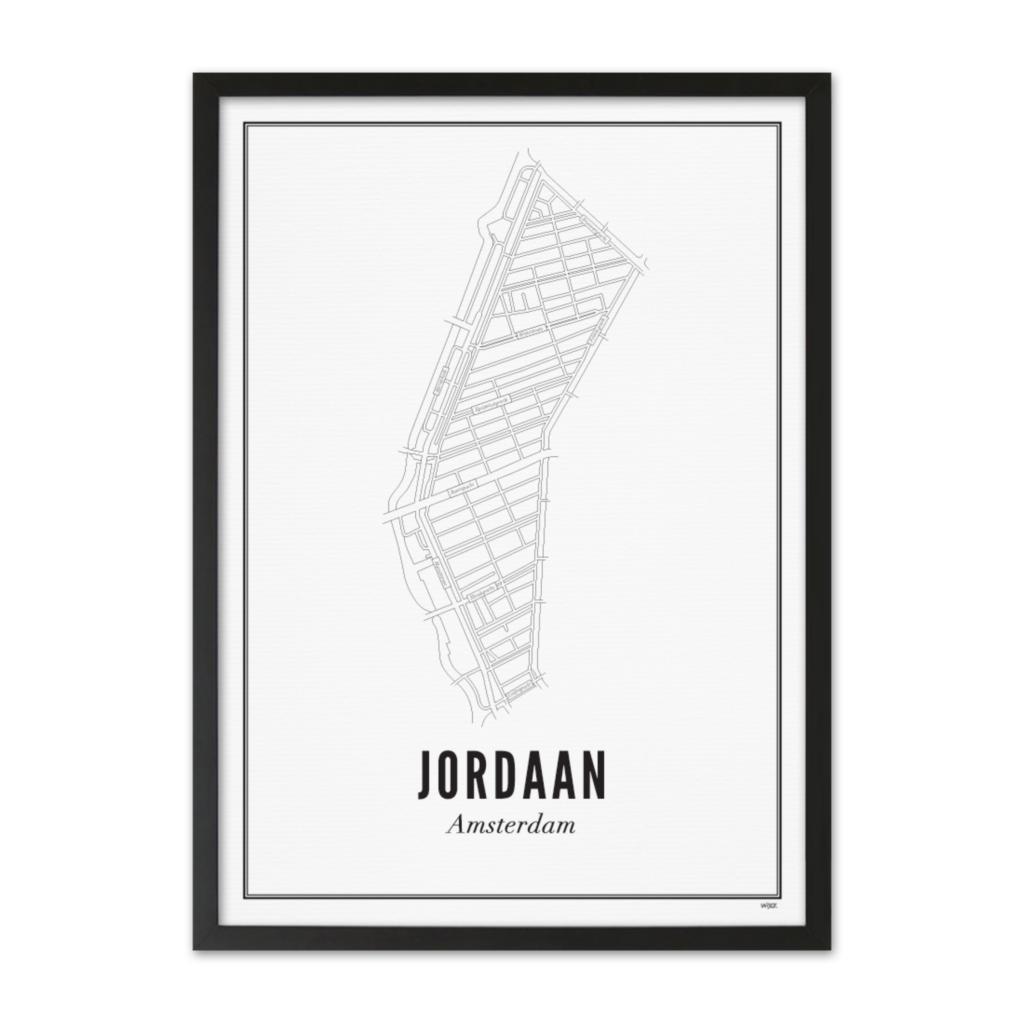 de jordaan lijst