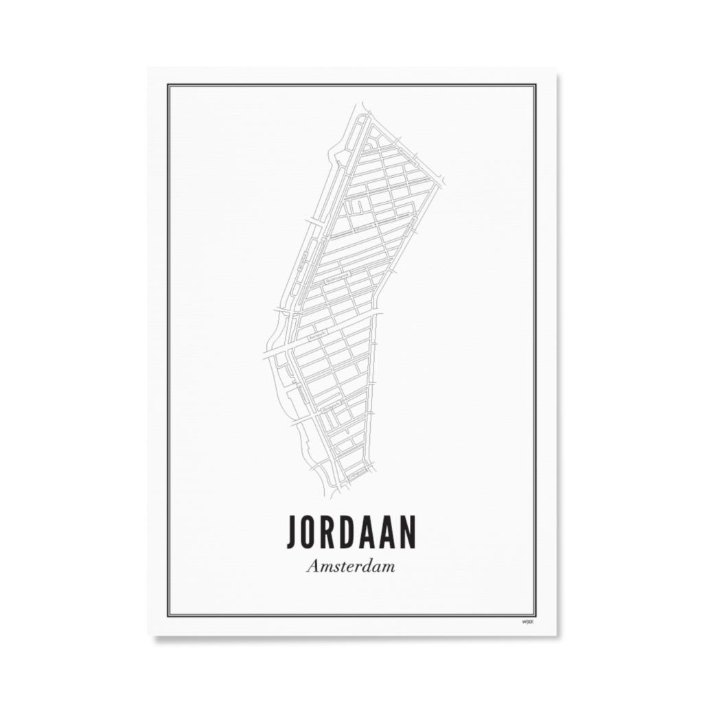 de jordaan papier
