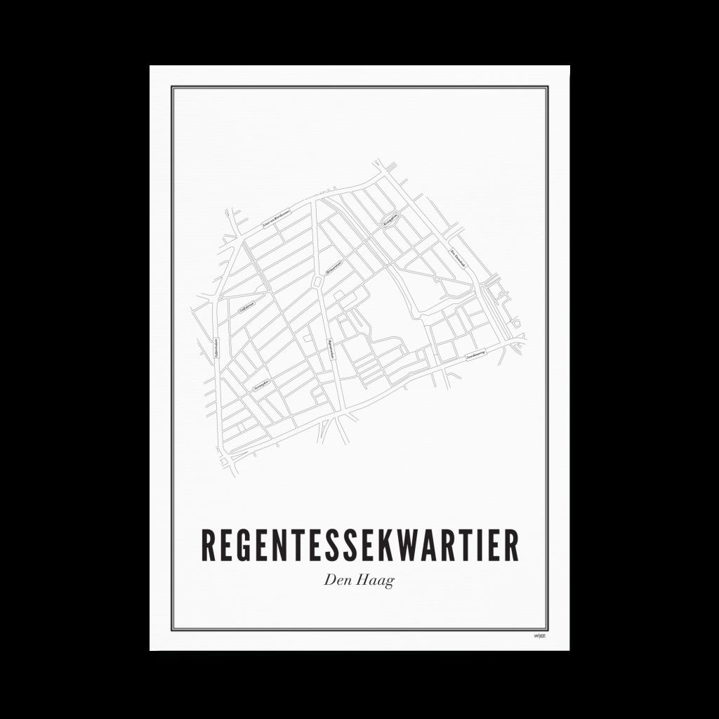 Den Haag_Regentessekwartier_Staand PAPIER