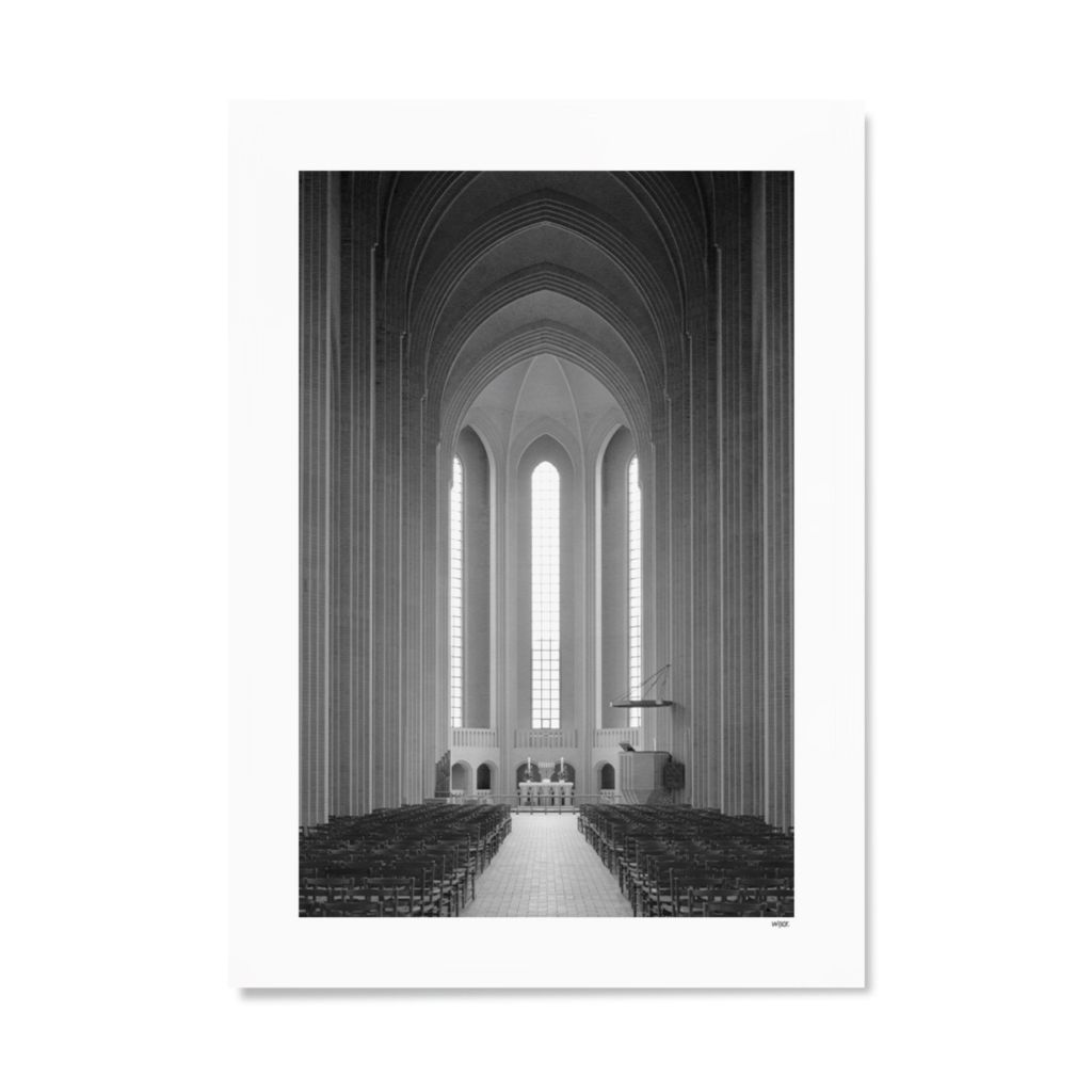 DK-Copenhagen_Photography_GrundtvigsChurch_Papier