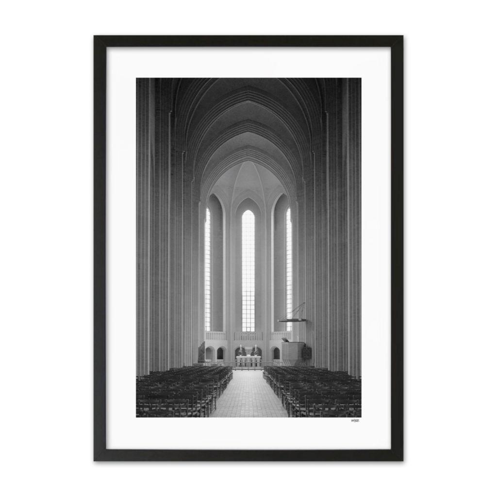 DK-Copenhagen_Photography_GrundtvigsChurch_ZwarteLijst