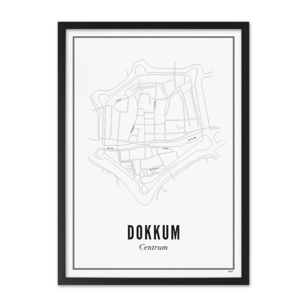 Dokkum_centrum_Lijst