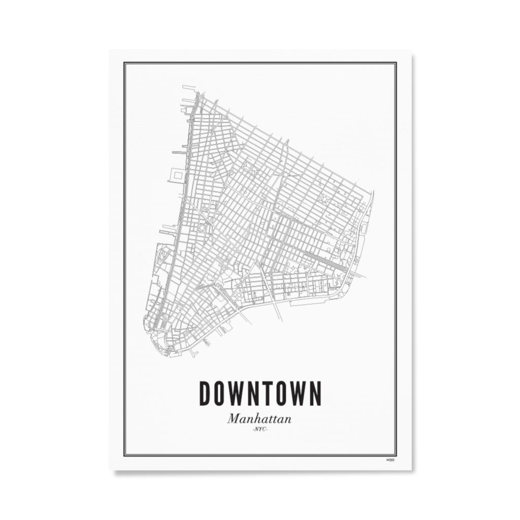 Downtown_papier
