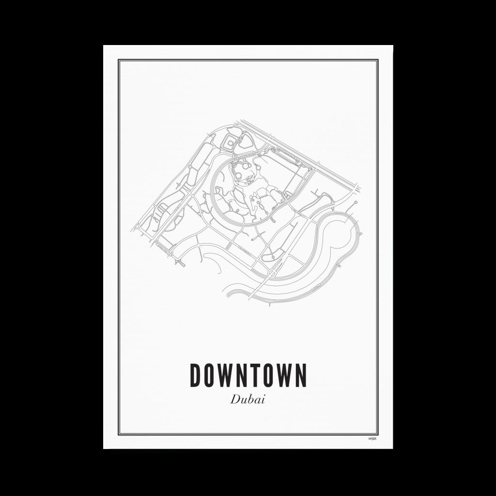 Dubai_Downtown_Papier