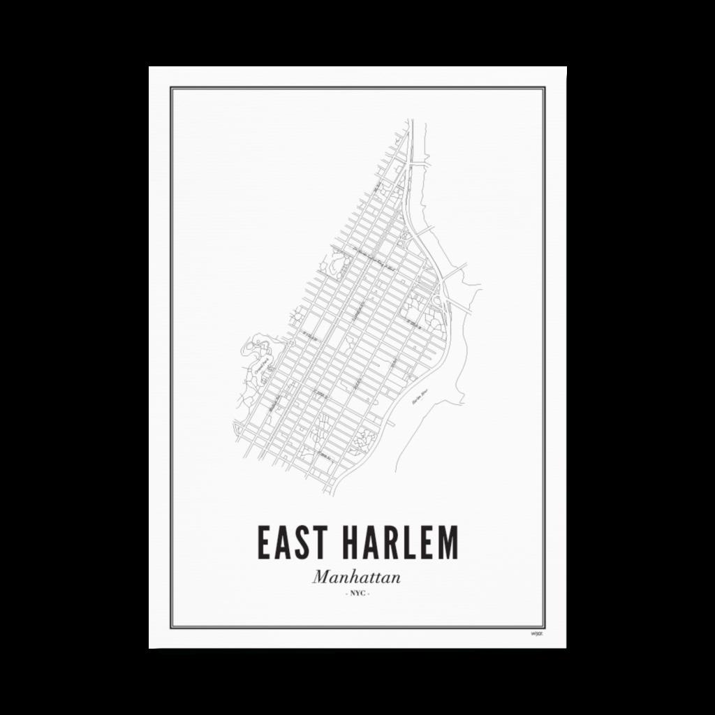 East Harlem_Papier