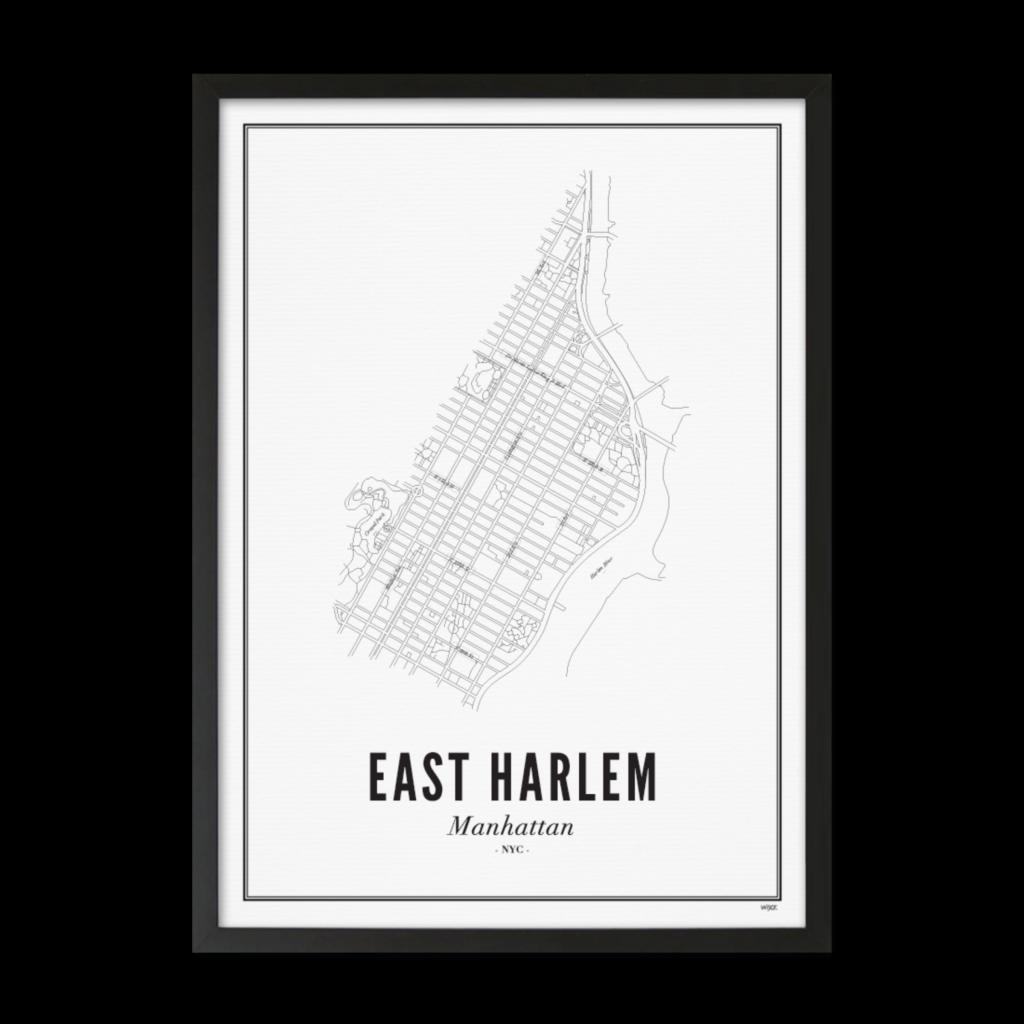 East Harlem_Zwart