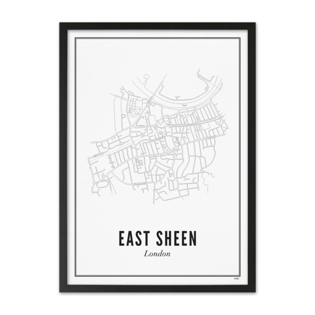 east sheen_lijst