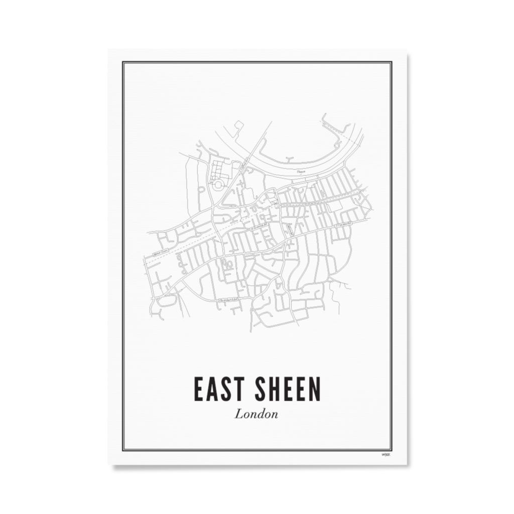 east sheen_papier