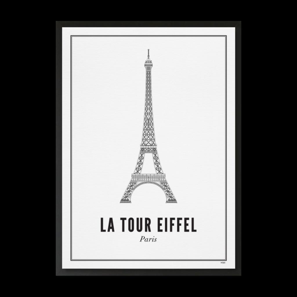 Eiffeltoren_Lijst