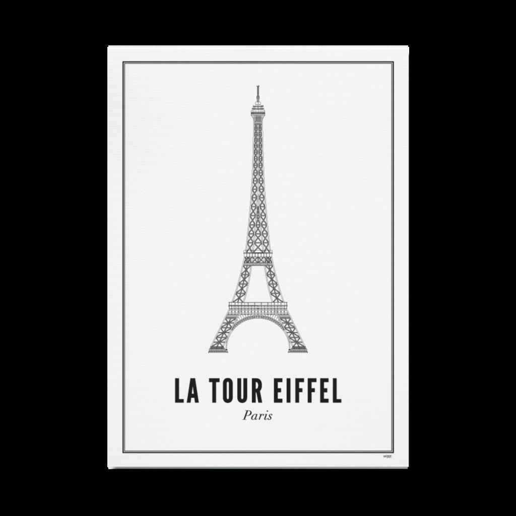 Eiffeltoren_Papier
