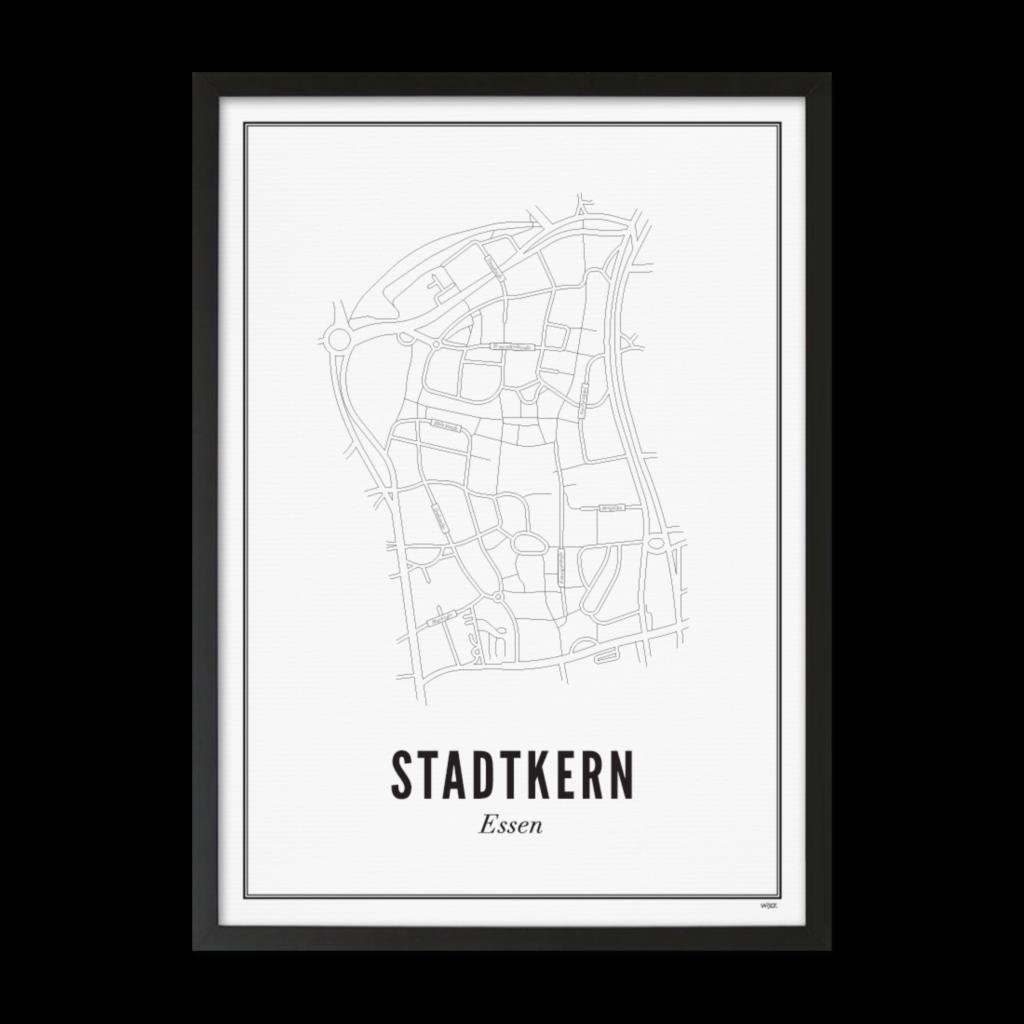 Essen_Stadtkern_Lijst