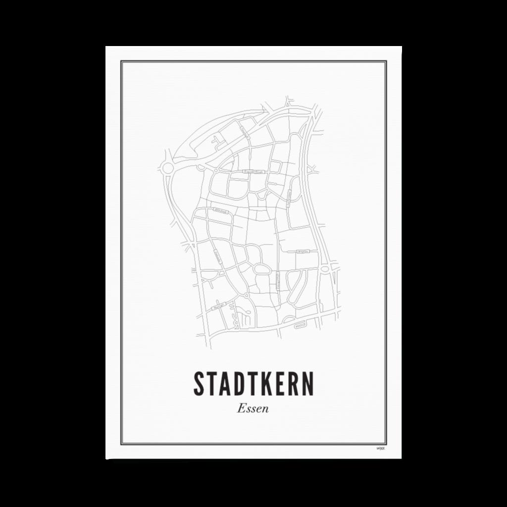 Essen_Stadtkern_Papier